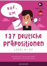 137 deutsche Präpositionen