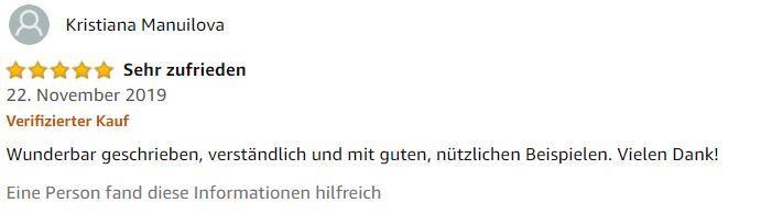 Amazon Bewertung