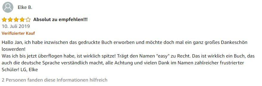 Amazon Bewertung